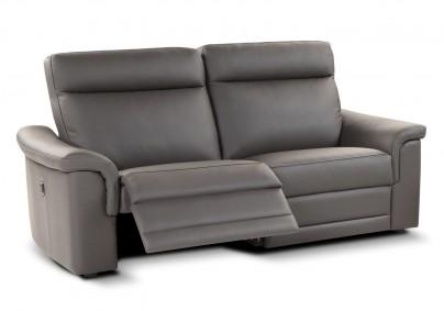 Canapé cuir SONIA
