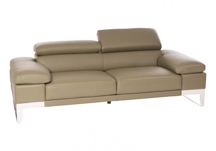 Canapé cuir DOMUS